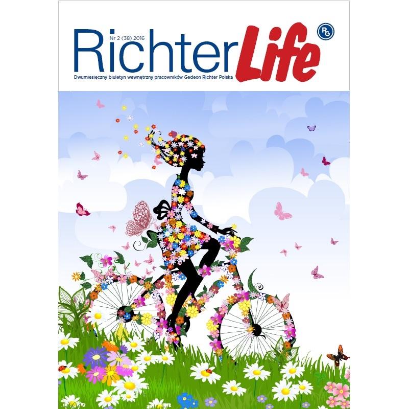 """""""RICHTER LIFE"""""""